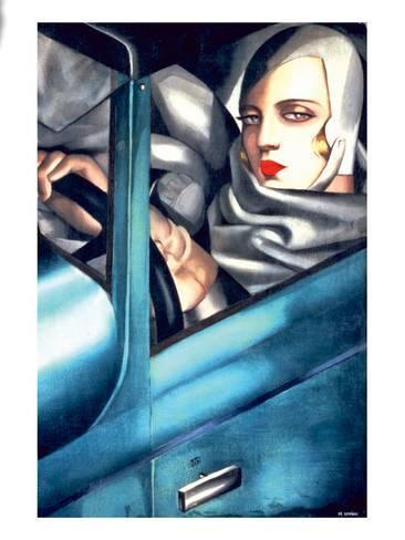 Tamara de- Lempicka