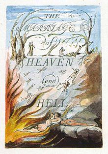 Mariage enfer et ciel